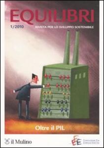 Equilibri (2010). Vol. 1 - copertina