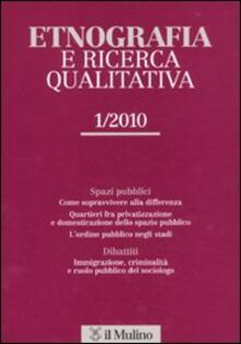 Tegliowinterrun.it Etnografia e ricerca qualitativa (2010). Vol. 1 Image