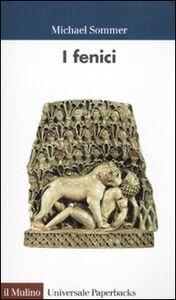 Libro I fenici Michael Sommer