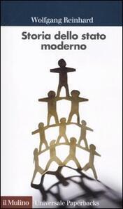 Storia dello stato moderno - Wolfgang Reinhard - copertina