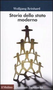 Foto Cover di Storia dello stato moderno, Libro di Wolfgang Reinhard, edito da Il Mulino