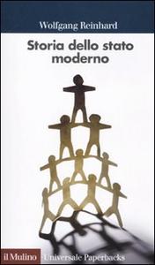 Libro Storia dello stato moderno Wolfgang Reinhard