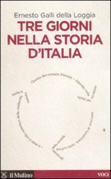 Squillogame.it Tre giorni nella storia d'Italia Image