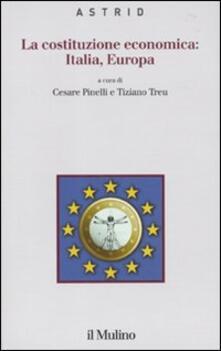 Listadelpopolo.it La costituzione economica: Italia, Europa Image