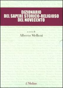 Dizionario del sapere storico-religioso del Novecento - copertina
