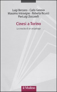 Libro Cinesi a Torino. La crescita di un arcipelago