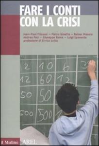 Libro Fare i conti con la crisi