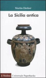 La Sicilia antica - Martin Dreher - copertina