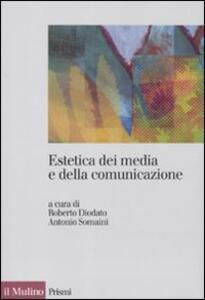 Estetica dei media e della comunicazione - copertina