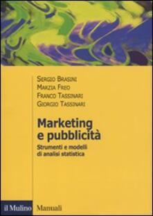 Squillogame.it Marketing e pubblicità. Strumenti e modelli di analisi statistica Image