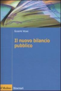 Il nuovo bilancio pubblico - Giuseppe Vegas - copertina