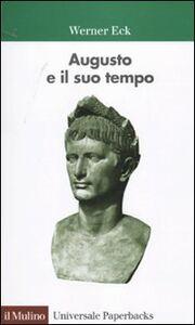 Libro Augusto e il suo tempo Werner Eck