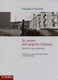 Nicocaradonna.it In nome del popolo italiano. Storie di una malavita Image
