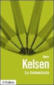 Libro La democrazia Hans Kelsen