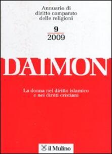 Daddyswing.es Daimon. Annuario di diritto comparato delle religioni (2009). Vol. 9 Image
