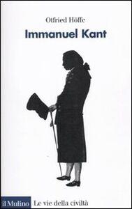 Libro Immanuel Kant Otfried Höffe