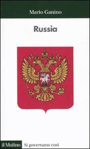 Russia - Mario Ganino - copertina
