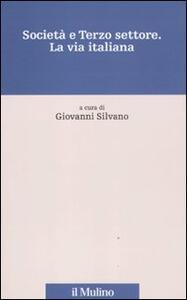 Società e terzo settore. La via italiana - copertina