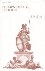 Europa, diritto, religione - Iván C. Ibán - copertina
