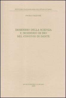 Daddyswing.es Desiderio della scienza e desiderio di Dio nel Convivio di Dante Image