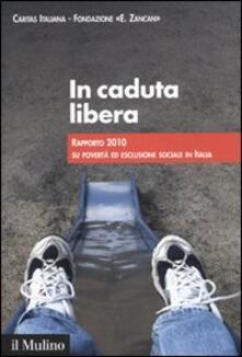 Daddyswing.es In caduta libera. Rapporto 2010 su povertà ed esclusione sociale in Italia Image