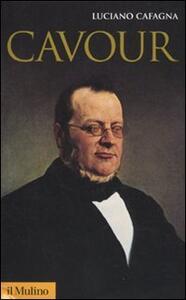 Cavour - Luciano Cafagna - copertina