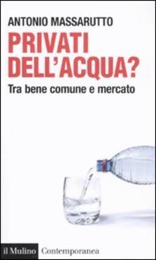 Librisulrazzismo.it Privati dell'acqua? Tra bene comune e mercato Image