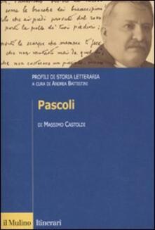 Librisulladiversita.it Pascoli. Profili di storia letteraria Image