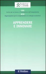 Apprendere e innovare - copertina