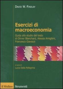 Squillogame.it Esercizi di macroeconomia. Guida allo studio del testo di Olivier Blanchard, Alessia Amighini, Francesco Giavazzi Image