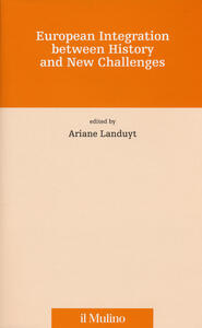European integration between history and new challenges - copertina