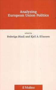 Analyzing European Union Politics - copertina