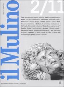 Il Mulino. Vol. 454 - copertina