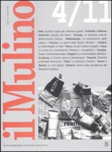 Il Mulino. Vol. 456 - copertina