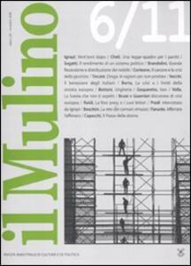 Il Mulino. Vol. 458 - copertina