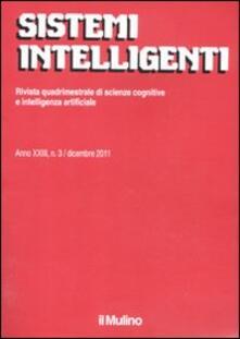 Sistemi intelligenti (2011). Vol. 3.pdf