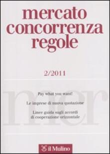 Listadelpopolo.it Mercato concorrenza regole (2011). Vol. 2 Image
