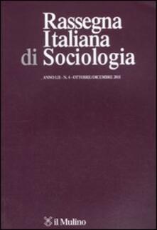 Associazionelabirinto.it Rassegna italiana di sociologia (2011). Vol. 4 Image