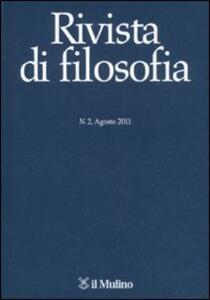 Rivista di filosofia (2011). Vol. 2