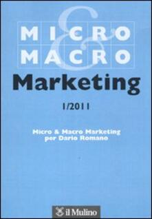 Ilmeglio-delweb.it Micro & Macro Marketing (2011). Vol. 1 Image