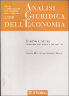 Vastese1902.it Analisi giuridica dell'economia (2011). Vol. 2 Image
