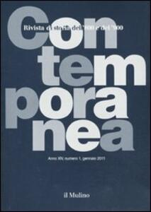 Contemporanea (2011). Vol. 1 - copertina