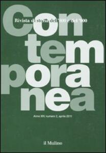 Contemporanea (2011). Vol. 2 - copertina