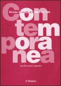 Contemporanea (2011). Vol. 3 - copertina