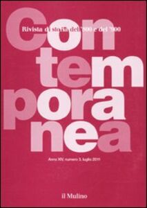 Libro Contemporanea (2011). Vol. 3