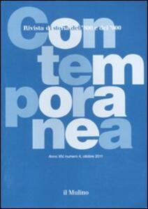 Contemporanea (2011). Vol. 4 - copertina