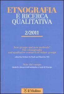 Etnografia e ricerca qualitativa (2011). Vol. 2 - copertina