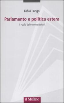 Squillogame.it Parlamento e politica estera. Il ruolo delle commissioni Image