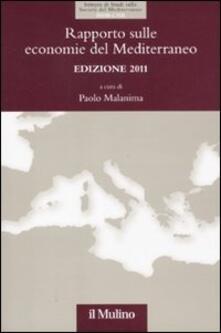 Rapporto sulle economie del Mediterraneo 2011 - copertina