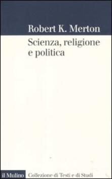 Secchiarapita.it Scienza, religione e politica Image